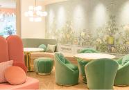 Ch tea room
