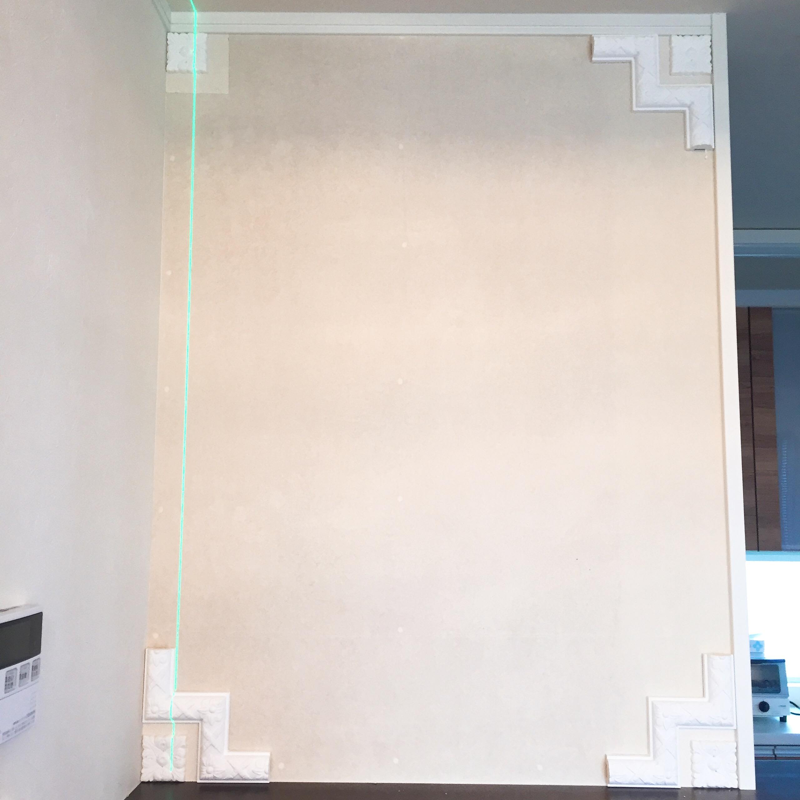 いつも以上に仕上がりが気になった現場 ウィリアムモリスの壁紙 ブログ 輸入壁紙施工専門の株式会社walls